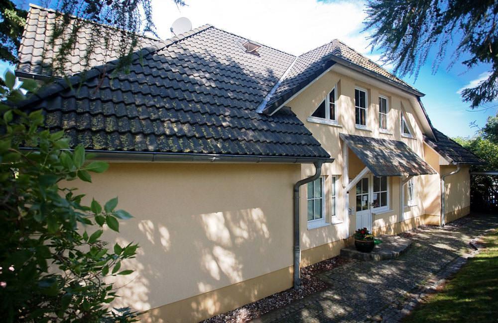 Urlaub im Haus Seeblick im Ostseebad Binz auf Rügen