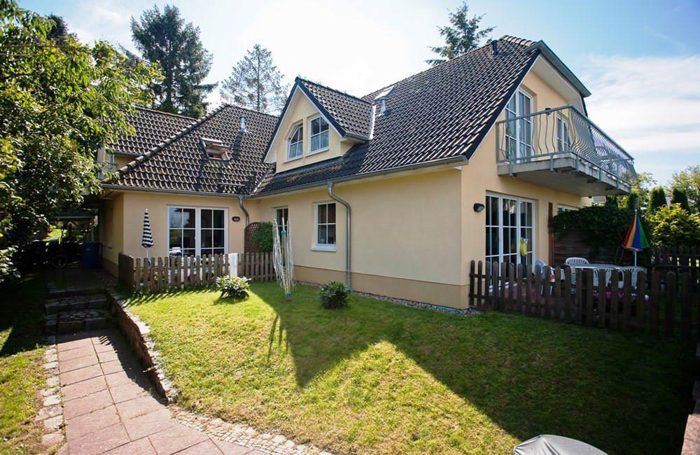 Ferienwohnungen im Haus Seeblick im Ostseebad Binz auf Rügen