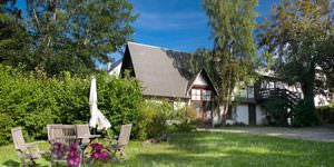 Haus Mittagsruh im Ostseebad Göhren auf Rügen