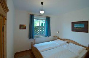 Schlafzimmer der Fewo vom Haus Seeblick im Ostseebad Binz auf Rügen