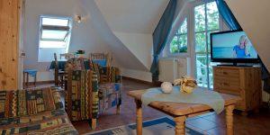 Wohnung vom Haus Seeblick im Ostseebad Binz auf Rügen